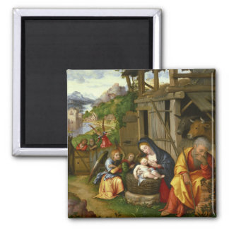 Imán Ángeles c1515 de la natividad y del niño