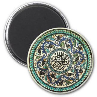 Imán antiguo del diseño del turco