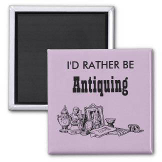 Imán Antiquing bastante