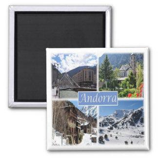 Imán ANUNCIO * Andorra