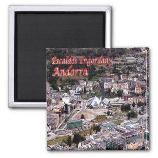 Imán ANUNCIO - Andorra - Escaldes - Engordany