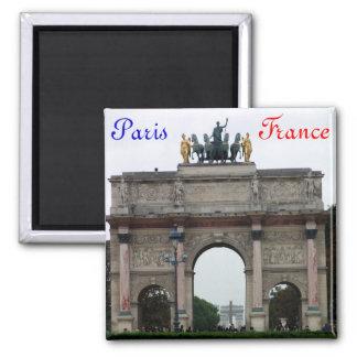 Imán Arco en París