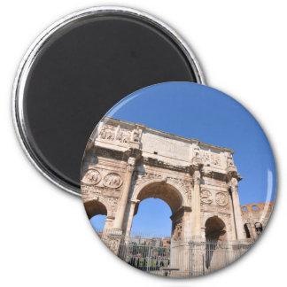 Imán Arco en Roma, Italia