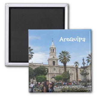 Imán Arequipa - Plaza de Armas