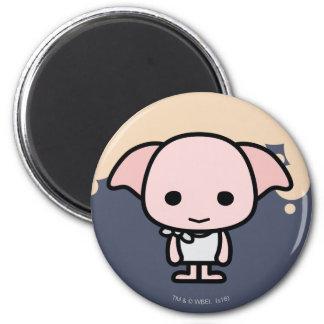 Imán Arte del personaje de dibujos animados del Dobby