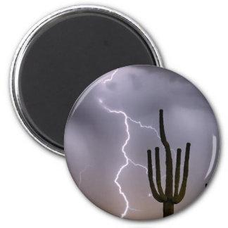 Imán Asalto de la monzón del desierto de Sonoran