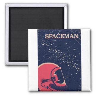 Imán Astronauta