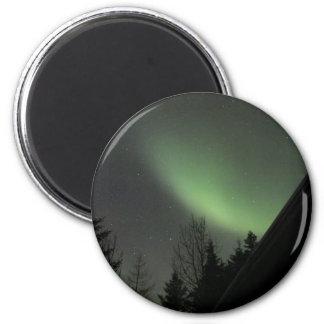 Imán Aurora boreal
