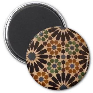 Iman Azulejo Alhambra- Granada