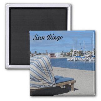Imán Bahía San Diego de la misión