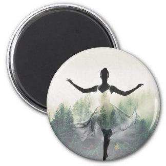 Imán Bailarín del bosque
