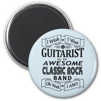 Imán Banda de rock clásica impresionante del