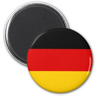 Imán Bandera alemana patriótica