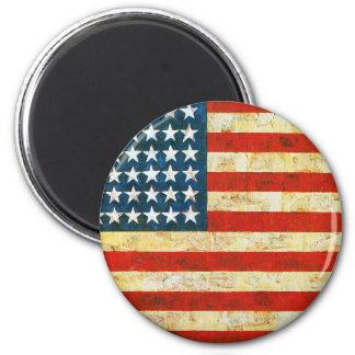 Imán Bandera americana