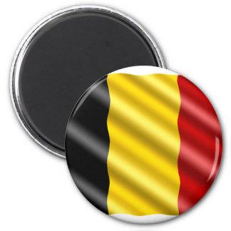 Imán Bandera de Bélgica