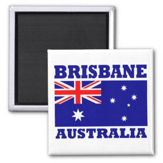 Imán Bandera de Brisbane Australia