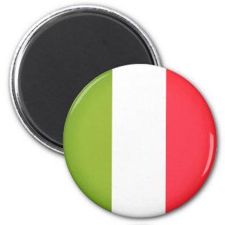 Imán Bandera de Italia