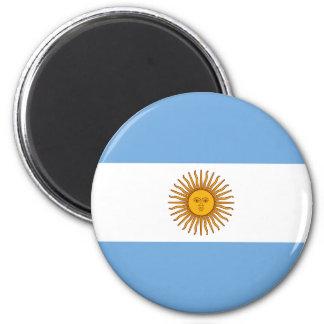 Imán Bandera de la Argentina - Bandera de la Argentina