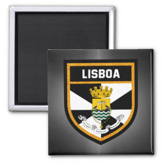 Imán Bandera de Lisboa