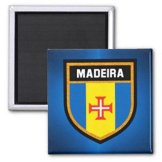 Imán Bandera de Madeira