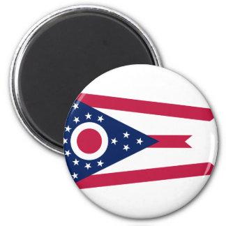 Imán Bandera de Ohio