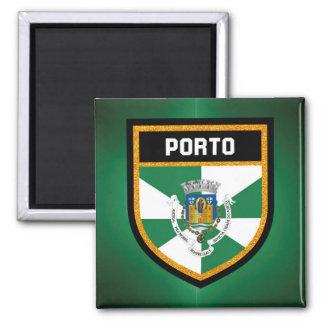Imán Bandera de Oporto