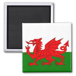Imán Bandera de País de Gales