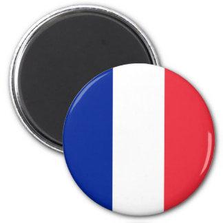 Imán Bandera francesa patriótica
