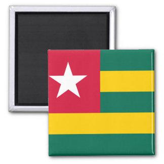 Imán Bandera nacional del mundo de Togo