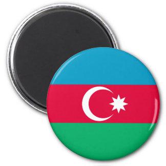 Imán Bandera patriótica de Azerbaijan