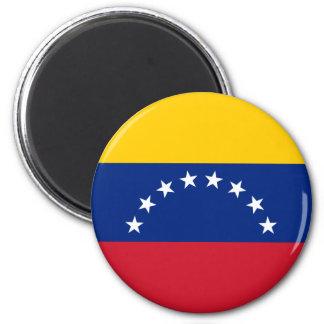 Imán Bandera venezolana - bandera de Venezuela -