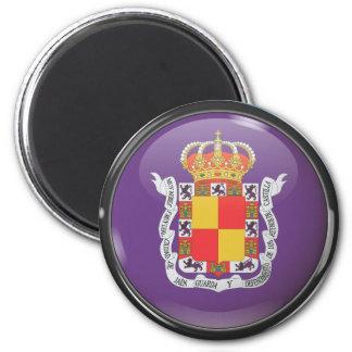 Imán Bandera y escudo de Jaén