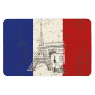 Iman Bandera y símbolos de Francia ID156