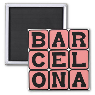 Imán Barcelona, ciudad en España