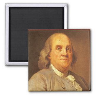Imán Benjamin Franklin