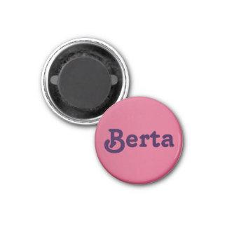 Imán Berta