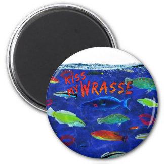 Imán Bese mis pescados del Wrasse