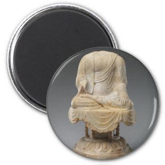 Imán Buda sin cabeza - dinastía Tang (618-907)