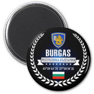 Imán Burgas