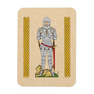 Iman Caballero inglés, circa 1430