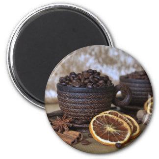 Imán Café y especias