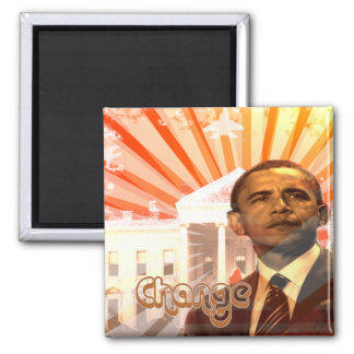 Imán Cambio de Obama