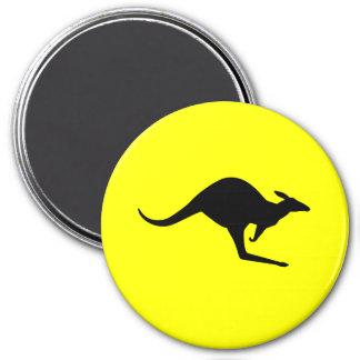 Imán Canguro australiano