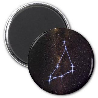 Imán Capricornio de la muestra de la estrella