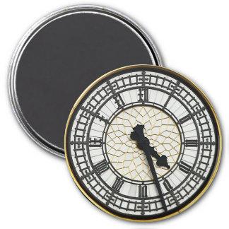 Imán Cara de reloj de Big Ben
