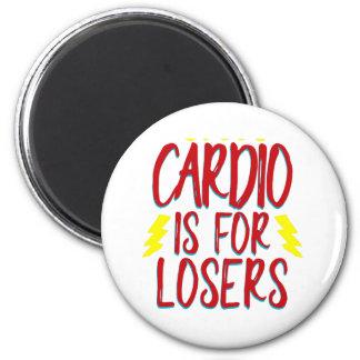 Imán Cardiio está para los perdedores
