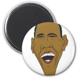 Imán Caricatura de Obama