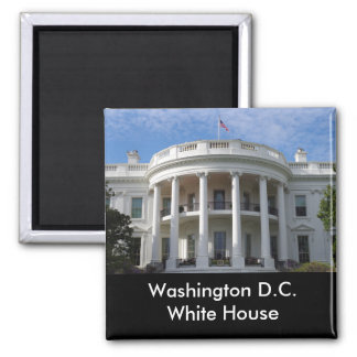 Imán Casa Blanca de la C.C. de Washington