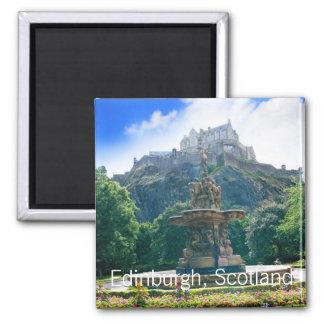 Imán Castillo de Edimburgo, Escocia