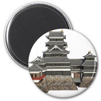 Imán Castillo japonés clásico